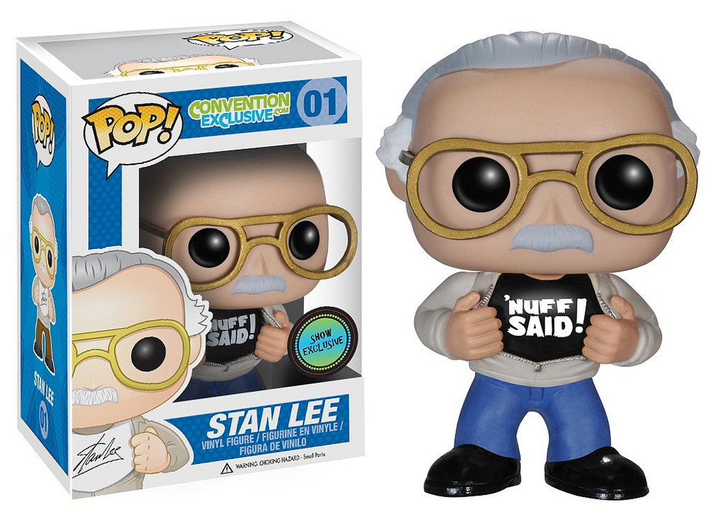 """Nuff Said"" Stan Lee [MegaCon 214]"
