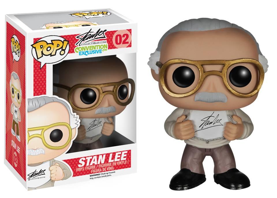 Stan Lee [NYCC 214]