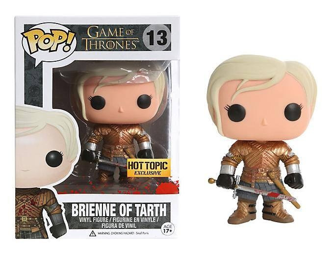 """""""Bloody"""" Brienne Of Tarth [Hot Topic Exclusive]"""