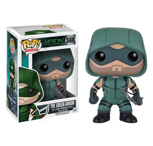 POP Vinyl Green Arrow