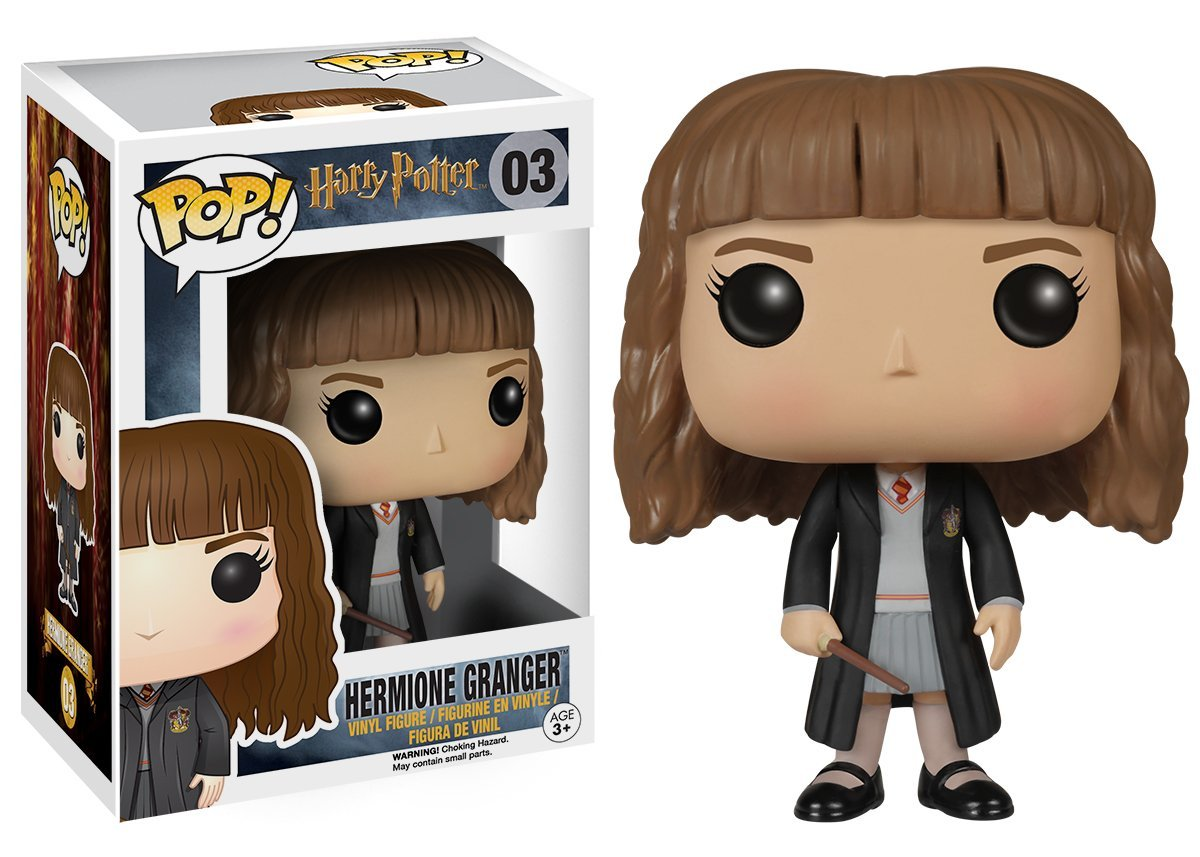 Funko POP Movies: Harry Potter Hermione Granger Action Figure