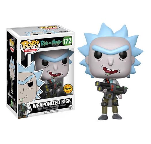 Weaponized Rick