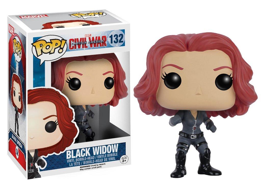 Black Window / Viuda Negra
