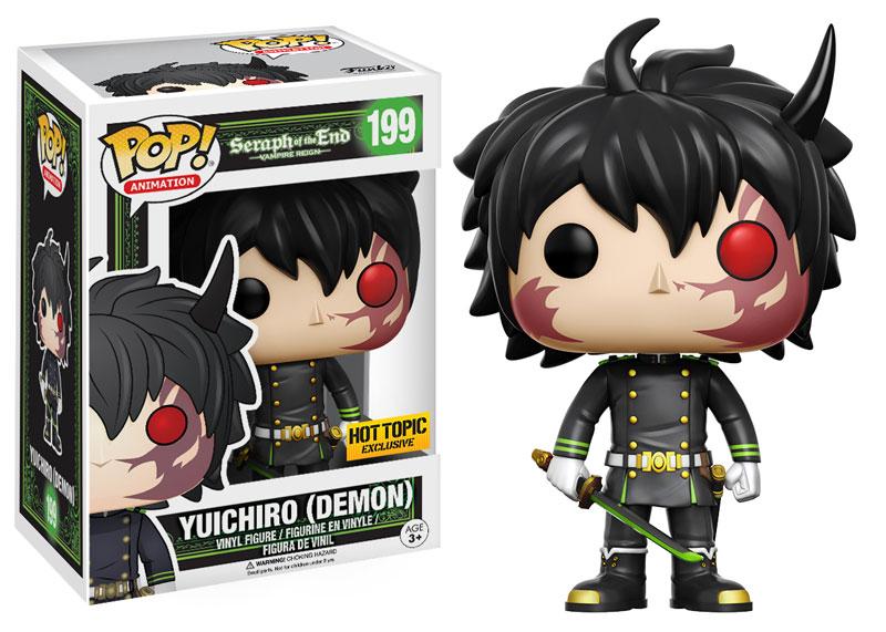 Yuichiro Demon (Hot Topic)