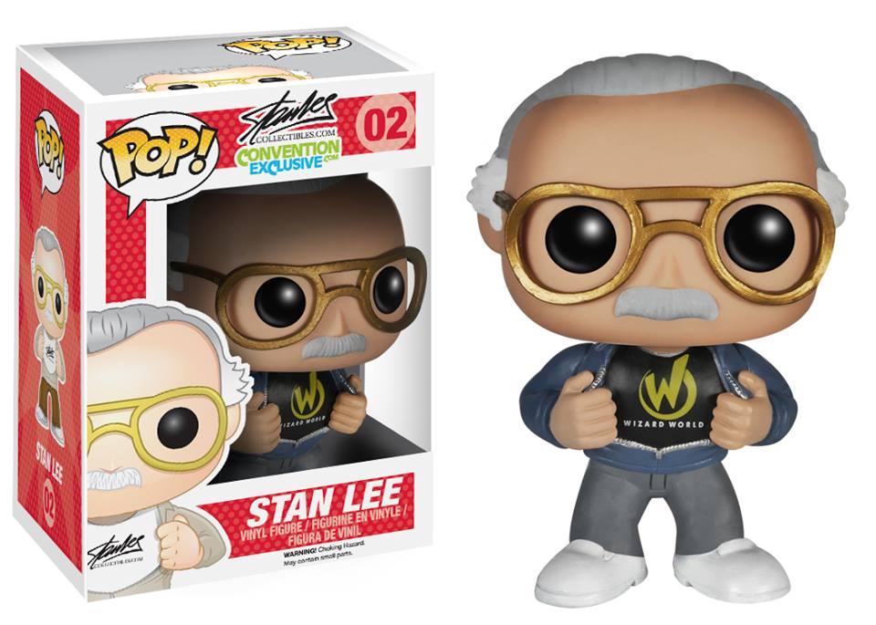 Stan Lee [Wizard World Chicago]