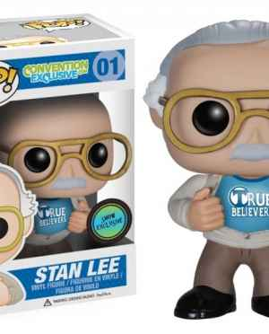 """""""True Believers"""" Stan Lee [Frank & Son Collectible Show]"""