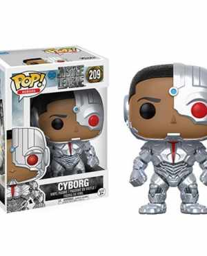 Cyborg Funko POP! Heroes DC Justice League