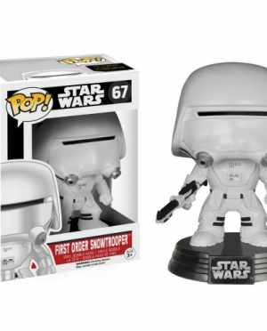 POP Vinyl First Order Snow Trooper