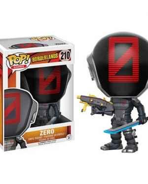 Zero Funko POP! Games Borderlands