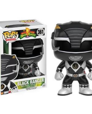 Black Ranger Funko POP! Mighty Morphing Power Rangers