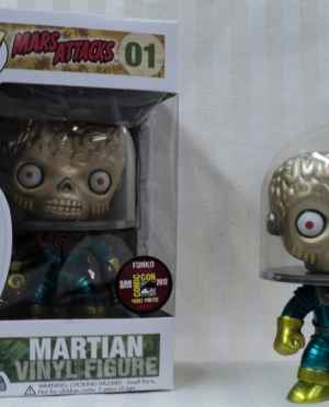 """Metallic"" Martian [SDCC 212]"