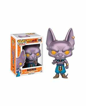 SDCC 2016 Exclusive Lord Beerus POP! Vinyl Figure