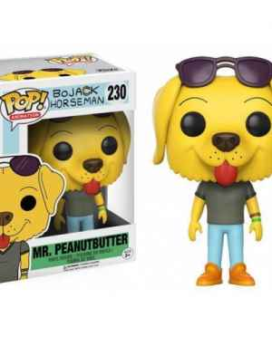 Mr. Peanutbutter Funko POP! Animation Bojack Horseman