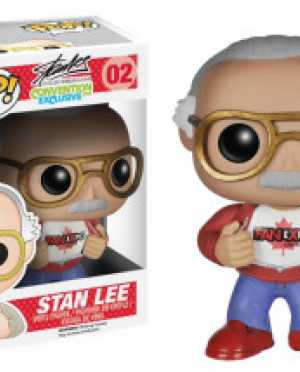 Red Shoes Stan Lee [Fan Expo Canada LE 500]