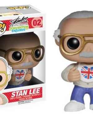 Stan Lee [London Film Critic and Comic Con]