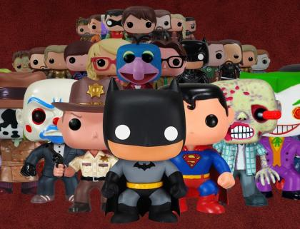 Que son los funko POP