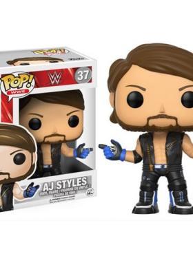 AJ Styles Funko POP! WWE