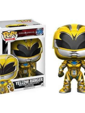 Yellow Ranger Funko POP! Movies Power Rangers