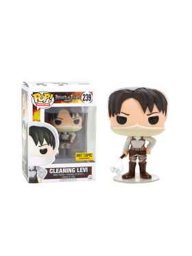 Cleaning Levi Hot Topic