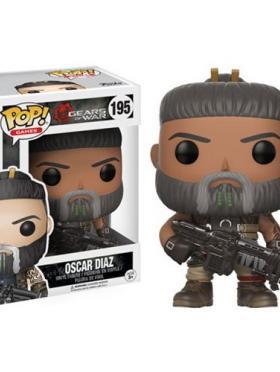 Oscar Funko POP! Games Gears of War