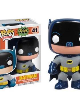 Batman Funko POP Heroes Batman 1966 Wave 1