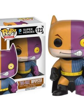 POP Vinyl Two Face Impopster
