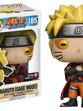 Naruto Sage Mode (Gamestop)