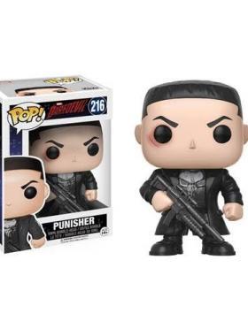 The Punisher Funko POP! Marvel Daredevil