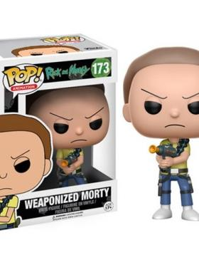 Weaponized Morty Funko POP! Animation Rick and Morty