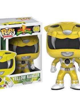 Yellow Ranger Funko POP! Mighty Morphing Power Rangers