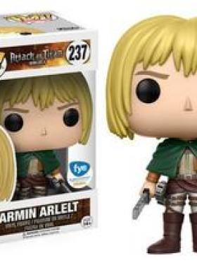 Armin Arlett FYE