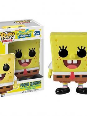 Funko POP Television Vinyl Figure, Spongebob