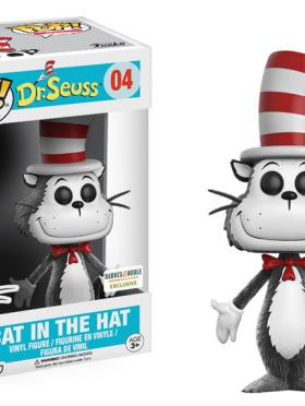 Flocked Cat in the Hat (Barnes & Noble)