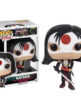 POP Movies: Suicide Squad - Katana