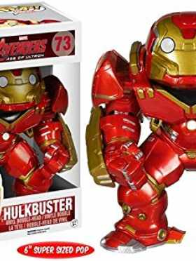 Funko Marvel Avengers Age of Ultron POP. Marvel Hulkbuster 6