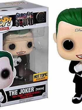 Funko Pop! Suicide Squad #109 The Joker (tuxedo) Exclusive