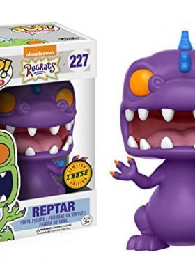 Rugrats Reptar Pop! Vinyl Figure Chase Variant