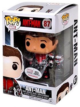 Funko Marvel Ant-Man Funko POP! Marvel Ant Man Exclusive Vinyl Figure #87 [Unmasked]