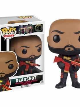 Suicide Squad Unmasked Deadshot Pop! Vinyl Figure