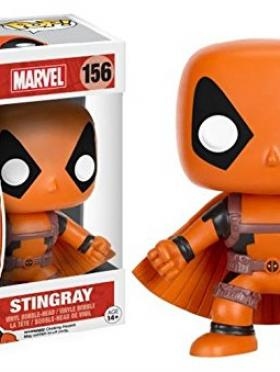 Funko Mystery Pop Hot Topic Exclusive Stingray