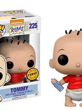Rugrats Tommy Pickles Pop! Vinyl Figure Chase Variant