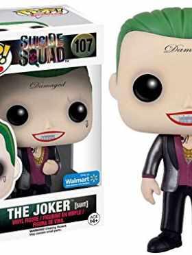 Funko POP Movies: Suicide Squad The Joker (Suit) Exclusive #107