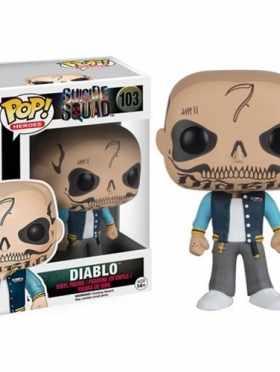 POP Movies: Suicide Squad - El Diablo