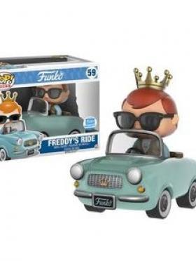 Freddy Ride Blue Funko Shop