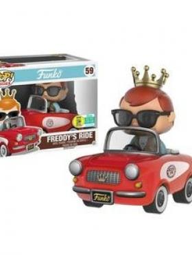 Freddy Ride Red SDCC