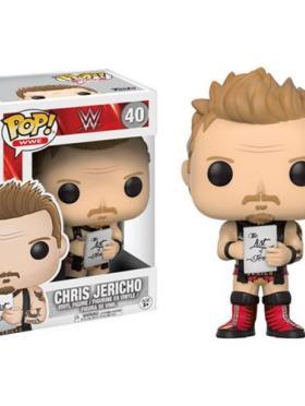 Chris Jericho Funko POP! WWE