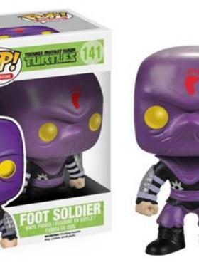 Funko POP Television (VINYL): TMNT - Foot Soldier