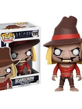 Scarecrow Funko POP Heroes Batman Animated Series