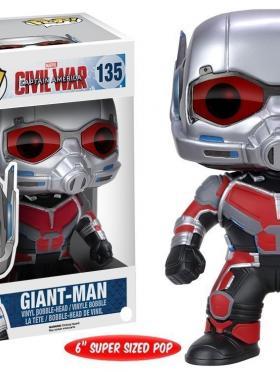 "POP Marvel: Captain America 3: Civil War – 6"" Giant Man Action Figure"