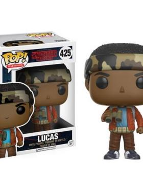 Lucas Funko POP! TV Stranger Things